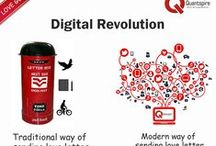 Digital World / With the world learning the importance of internet, Branding and Marketing is no exception.