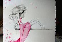 Drawings / Easy drawings for everyone. :D
