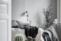 m i nimal / Ambiances, palette de couleurs, meubles, déco...