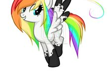 Mlp Oc ideas / I don't own any of this art, I only want these ponies for my own oc ideas (And mittens aswell)