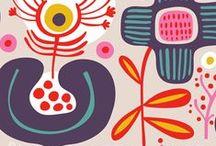 Idées, motifs / Motifs, illustrations et idées pour trouver l'inspiration