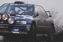 cars // rally