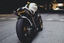 motorcycles // street