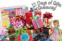 12 Days of Gifts Giveaway 2015 / by MetroKids Magazine