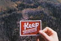 Never Stop Chasing Adventures
