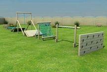 Dětské hřiště/hry