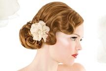Peinados de Novia / Te mostramos todos los estilos de peinados más actuales para novia y los complementos que puedes llevar