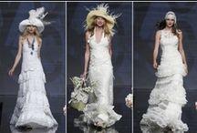 Novia hippie-chic / El estilo ibicenco es una propuesta que apuesta por una novia moderna, desenfadada, fuera de lo convencional pero sumamente elegante diseñada con todo lujo de detalles.