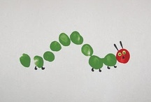 Kids craft: bugs and insects