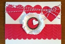 Valentines / Valentines made with Stampin Up! supplies