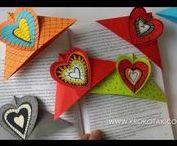 Crafts: Bookmarks