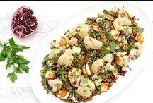 Scrumptious Salads by The Flexitarian / Vegetarian and Vegan Salads by The Flexitarian