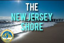 The New Jersey Shore / New Jersey is home to some of the most beautiful beaches on the East Coast.  The perfect place for a relaxing vacation or family adventure!