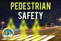Pedestrian Safety / It's important to educate both pedestrians and drivers about keeping pedestrians in NJ safe.