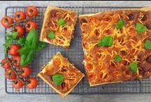 My Favourite Vegetarian Recipes / Vegetarian Main Courses