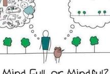 Mindful Brain / All good mindfulness and brain tips about wellness - yay! / by Julie Hartman