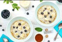 Breakfast by The Flexitarian / Vegetarian & vegan breakfast recipes