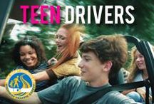 Teen Drivers / It's essential to stress the importance of safe driving to teens. / by NJ Division of Highway Traffic Safety