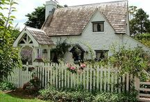 Charming Cottages.....and..... / Such beautiful architecture.