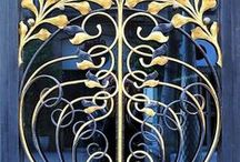 Architectural Details / The beauty is often in the details