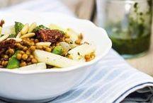 Billas_Jetzt was G'scheits (Dish of the day) / Schnelle, große und kleine Mahlzeiten
