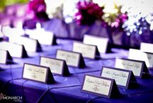 Place/Escort Cards, Tables / by Wediquette
