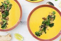 Warming Soups by The Flexitarian / Vegetarian & Vegan Soups by The Flexitarian