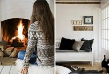 Scandinavian Style / For pared back, cosy classic style look no further than Sweden. There's more to Nordic design than Ikea you know...