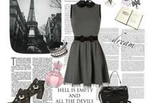 OUTFITS  / My outfits.  http://monika69-736.polyvore.com/