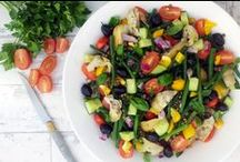 Summer Recipes / Summer recipes - vegetarian, vegan & flexitarian