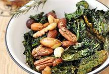 Superb Kale Recipes / Vegetarian, vegan & flexitarian kale recipes