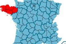 Bretagne- / promenades en camping -car, visites ....