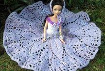 mes réas Barbie - ken - tutos / tutoriel, explications pour tenues barbie et ken