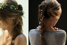 wedding hair...x