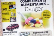Sécurité rappel des produits dangereux / liste des produits dangereux à la consommation .... et autres articles sur la sécurité de tous ...