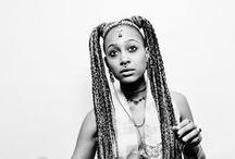 AfroCentric / AfroPunk / AfroChic