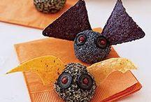 Halloween Recipes / Vegetarian & Vegan Halloween Recipes