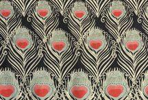 * prints and patterns * / by Corina Petrescu
