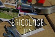 Bricolage / DIY / Idée de bricolage pour la maison et pour les enfants.  DIY and craft