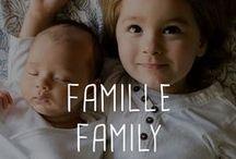 Famille / Family / Truc et conseils pour la famille et les enfants.  Family  and childs