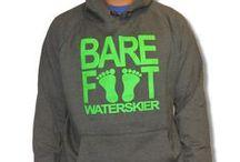 Barefoot Junkie Style / 2015 Barefoot Waterskiing Junkie Apparel. T-Shirts, Hoodies & Sweatpants