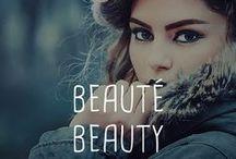 Beauté / Beauty / Astuce beauté, idée coiffure et maquillage.  Beauty tip, makeup and hairstyle