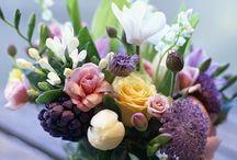 flower arranging...x