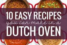 Dinner / Dinner Ideas, both Healthy Dinner and Easy Dinner Options!