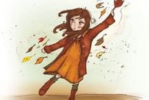 Cinzia Bolognesi / https://www.pinterest.com/cuordicarciofo/sketching-words/