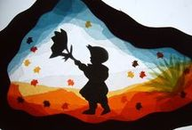 Kids' craft: Fall