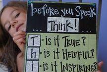 TIPS FOR SPEAKING