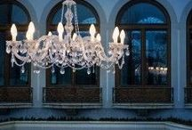 LIGHTING / LAMP TABLE, CHANDELIERS WALL,CHANDELIERS CEILING