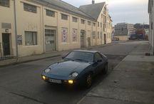 Porsche 928 / The legendary Porsche 928