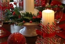 Christmas  Decorations / by Nancy Bull